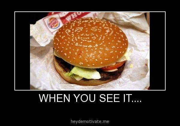 אובמה על המבורגר