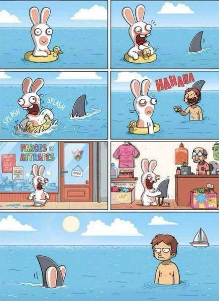 ארנב מצחיק